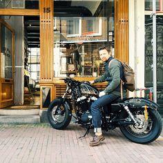 バイクスタイル。