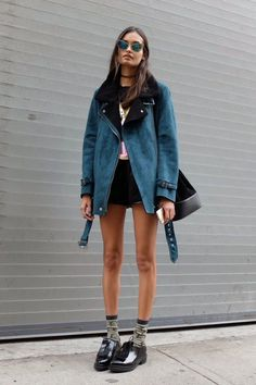 55 Fall Street Style Outfits to Inspire You Street Style Outfits, Looks Street Style, Mode Outfits, Looks Style, Style Me, Casual Outfits, Fashion Outfits, Fashion Tips, Fashion Trends