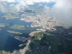 The Oslofjord is an inlet in the south-east of Norway, stretching from an imaginary line between the Torbjørnskjær and Færder lighthouses and down to Langesund in the south to Oslo in the north.