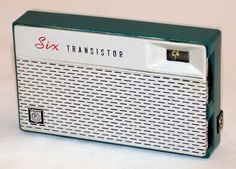 https://flic.kr/p/BZEVgs | Vintage Penney's Transistor Radio, Model No. 6TP-555, AM Band, 6 Transistors, Made In Japan, Circa 1964