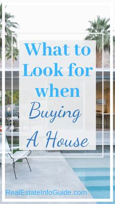 Whether you are a first time home buyer or simply wanting to buy a new home, then you should know what to look for when buying a home. By being vigilant when viewing a home, you can avoid buying a house with issues and find the home that is best suited f Home Buying Tips, Buying Your First Home, Home Selling Tips, Home Buying Process, Real Estate Articles, Real Estate Tips, Look Here, First Time Home Buyers, Home Improvement Projects