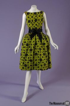 Dress    Cristobal Balenciaga, 1959