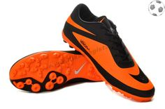 sneakers for cheap be3da de349 Chaussure de foot Nike Hypervenom Phelon TF Noir Orange FT3251 Cheap  Football Boots, Cheap Soccer