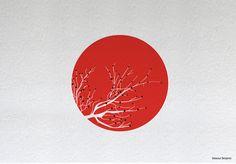 JAPON BY BENJAMIN DELACOUR Artists unite for Japan Flags |