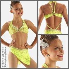 Didn't Kendal in a season 2 dance moms episode wear this in a duo with Maddie  ?
