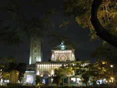 Manila Cathedral  Manila, Philippines
