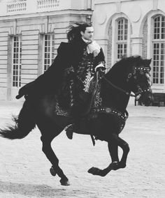 Versailles Bbc, Louis Xiv Versailles, Versailles Tv Series, George Blagden, Beautiful Horses, Beautiful Men, Bay City Rollers, Fox Dog, A Wrinkle In Time