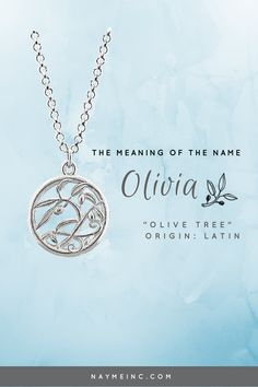 Canvas baby name olivia by graffitee studios 12x12 art print the meaning of the name olivia is olive tree see the olivia personalized negle Image collections