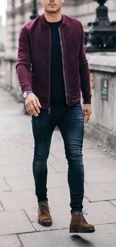 Moda Masculina Jovem Acessorios 67 Trendy Ideas - Fashion Tutorial and Ideas Stylish Mens Outfits, Casual Outfits, Men Casual, Casual Styles, Simple Outfits, Winter Outfits Men, Men's Outfits, Outfit Winter, Dress Casual