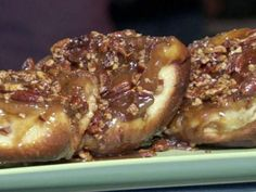 "Flour's Famous Sticky Buns - just made these this weekend, but only made 3/4 of the ""goo"" recipe.  So good and so rich!"