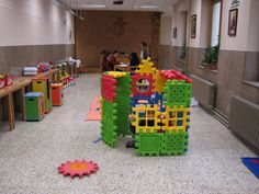 Ludoteca Ensanche Area Comercial Navidad 2011