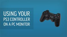 In this video I will show you how to play your PS3 on you pc monitor.