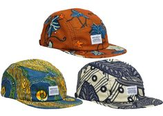 Norse Projects 5 Panel - Africa // Indie Clothing Brands & UK Streetwear || AcquireGarms.com