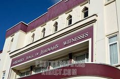 Assembly Hall of Jehovah's Witnesses, Palmers Green , London.
