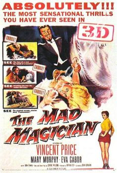 the mad Magician...