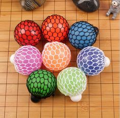 Funny Anti-Stress Squishy Mesh Ball Grape Squeeze Sensory Toys Novelty In Sensory Kids & Adults Play Vent Toys Gags Toy Balls Buncho Balloons, Toys For Boys, Kids Toys, Dibujos Toy Story, Balle Anti Stress, Figet Toys, New Toys, Cool Fidget Toys, Crafts For Kids