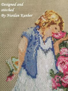 Gallery.ru / Photo # 104 - My cross stitch works - nurdankanber
