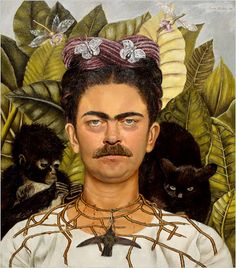 Ron Kahlo.-The best thing I've seen in a while