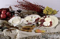 DanteMag: A MIX PLATTER OF ITALIAN CHEESES. #robiola