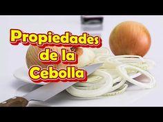 (1) 10 Propiedades Curativas de la Cebolla para la Salud - YouTube