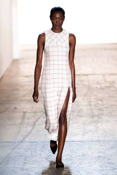 Wes Gordon Spring 2015. See all the best looks from #NYFW here.
