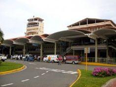 DE LA ZANJA : Aeropuerto Cibao anuncia cancelación de vuelos