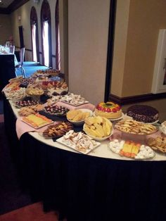 Cookies and cakes galore!