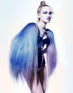 Fashion-i like the blur and colour