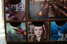 Harry Potter Advent Calendar | Missing Willow Farm