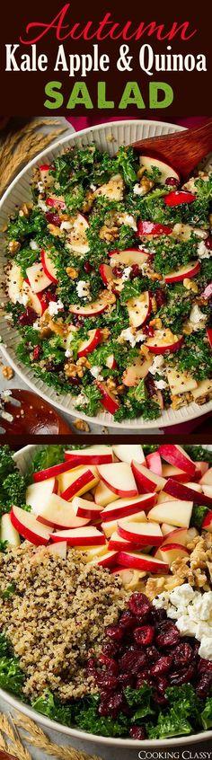 Get the recipe ♥ Kale Apple