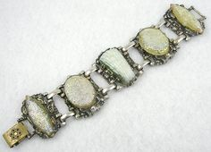 Selro Confetti Bracelet - Garden Party Collection Vintage Jewelry