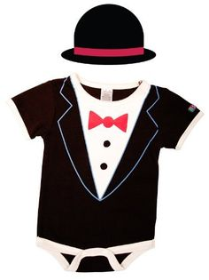 Sozo Baby-boys Newborn Dapper Bodysuit and Cap Set, Black/White, 3-6 Months Sozo,http://www.amazon.com/dp/B007XSZX2W/ref=cm_sw_r_pi_dp_mWCkrb1R408DD4E1