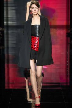 Armani Privé | Fall 2014 Couture Collection | Style.com COAT