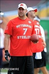 Just when you thought people were done overrating Ben Roethlisberger, it's starting all over again