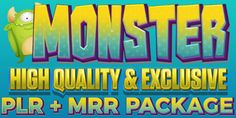 Looking for a MONSTER PLR package but don't want to spend a ton? In this article, I'll show you how to get more than 2000 PLR products for ONLY $7!