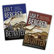 The Gifted Series was my first introduction to Lisa T Bergren.  It's actually a trilogy with The Blessed being the 3rd of the series.  I loved it!