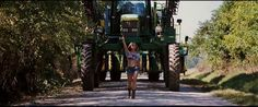 black snake moan flipping off tractor - Google Search
