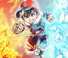 🌹🌹 Hello everyone 🙋🙋 🌹🌹 In this story I have gather a lot of… Boboiboy Anime, Anime Films, Anime Art, Anime Galaxy, Boboiboy Galaxy, Elemental Powers, Mobile Legend Wallpaper, Cartoon Movies, Youtube Logo
