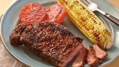 Grill Mates® Blackened Steak