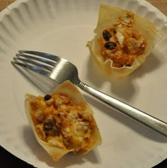 Fears' Food: fiesta bites