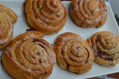 Las recetas de chispa: Rollos de mermelada con masa de croissant