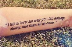 50 Literary Tattoos http://www.buzzfeed.com/alannaokun/tattoos-inspired-by-books