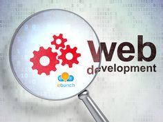 The web presence allows you to get in touch with millions of web surfers all over the world and with this, you can also target your customers. We take a comprehensive approach to web development starting from coding and markup to web design and content. Develop your website with us at: http://ebunch.ca/services-web-development/  #Ebunch #WebsiteDevelopment #WebDesign #SocialMedia #SocialMediaMarketing #SEO #PPC #ReputationManagement #MobileApplications