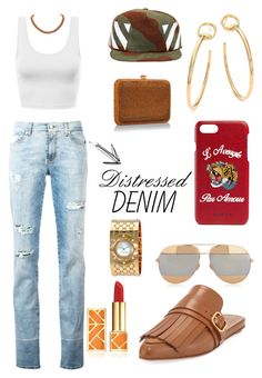 """Piedmont park"" by cbmalloy ❤ liked on Polyvore featuring Versace, Marni, Off-White, Gucci, Tory Burch and Christian Dior"