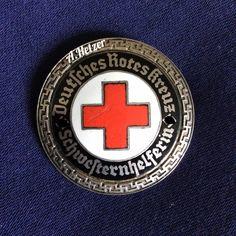 #drk #ww2 Deutsches Rotes Kreuz #schwesternhelferin #faleristics #krankenschwester