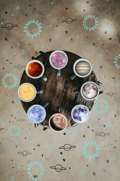 Discover the coolest #space #doodle #art  images