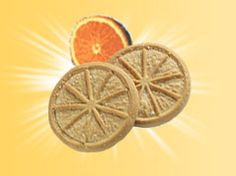 LEGENDARY orange biscuits produced in the 90s, in Turkey