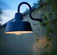 Luminaire Mural, Luminaire Design, Industrial Metal, Outdoor Lighting, Sweet Home, Wall Lights, New Homes, Backyard, House Design