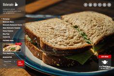 Ristorante Responsive Restaurant Wordpress Theme by ~ait-themes #webdesign #trends