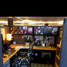 I want my cubicle to look like THIS!!!